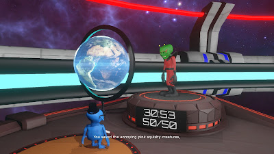 Screenshot from Doctor Kvorak's Obliteration Game