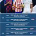 Lịch tường thuật trực tiếp giải La Liga 2019/20 trên VTVcab