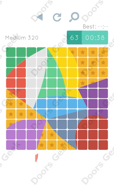 Cheats, Walkthrough for Blocks and Shapes Medium Level 320