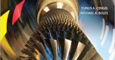 Thermodynamics An Engineering Approach 8th Edition Pdf