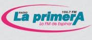 Radio La Primera 104.7 FM Espinar en vivo