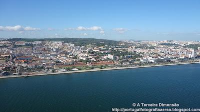 Lisboa - Belém e a Cordoaria Nacional
