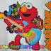 Elmo Con Guitarra/Fomiart