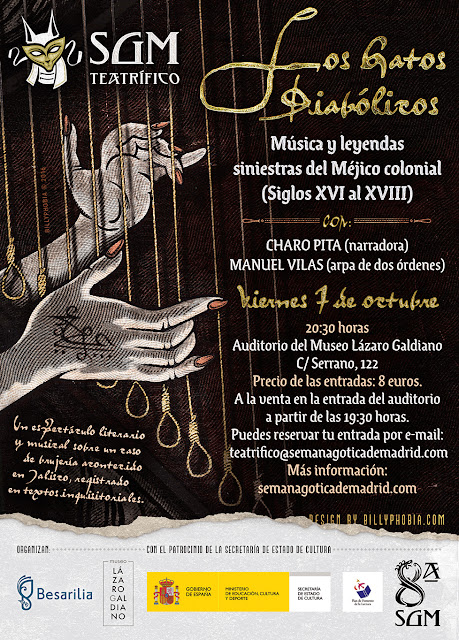 Semana Gótica de Madrid 2016