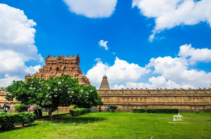 Historical Road Trip to Tamil Nadu Part 2 ( Tanjore, Rameswaram, Dhanuskodi and Madurai)
