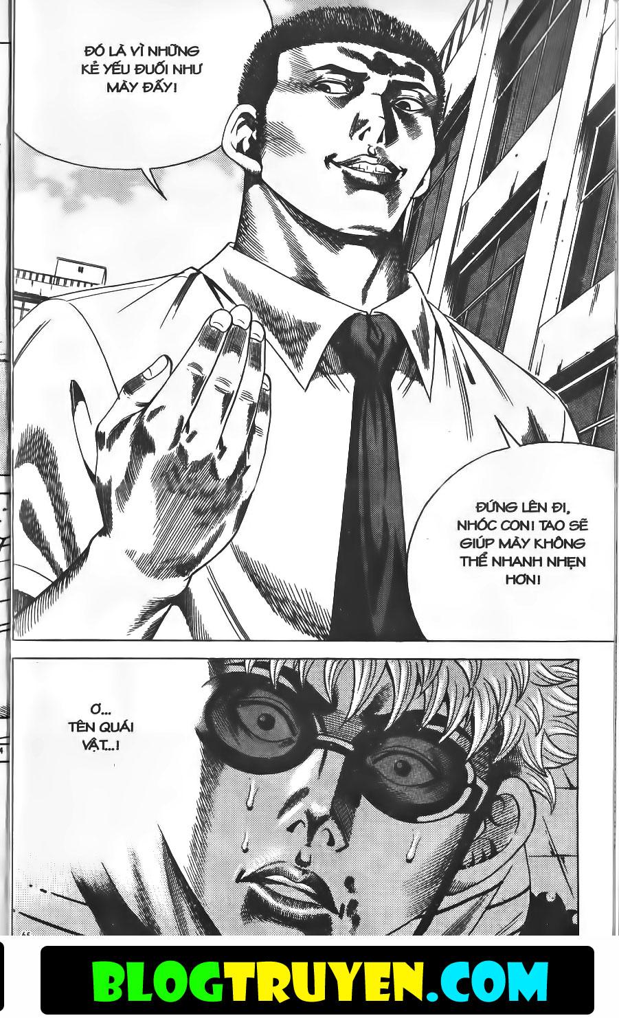 Bitagi - Anh chàng ngổ ngáo chap 150 trang 17