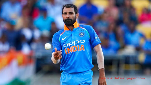 Mohammed Shami Latest Images