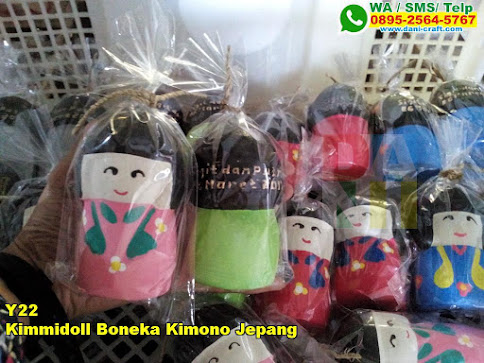 Toko Kimmidoll Boneka Kimono Jepang