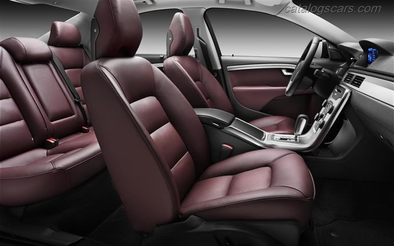 صور سيارة فولفو S80 2012 - اجمل خلفيات صور عربية فولفو S80 2012 - Volvo S80 Photos Volvo-S80_2012_800x600_wallpaper_09.jpg