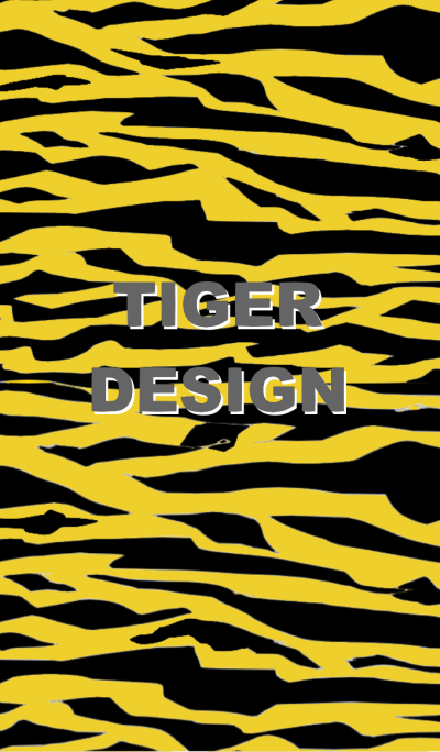 Tiger color