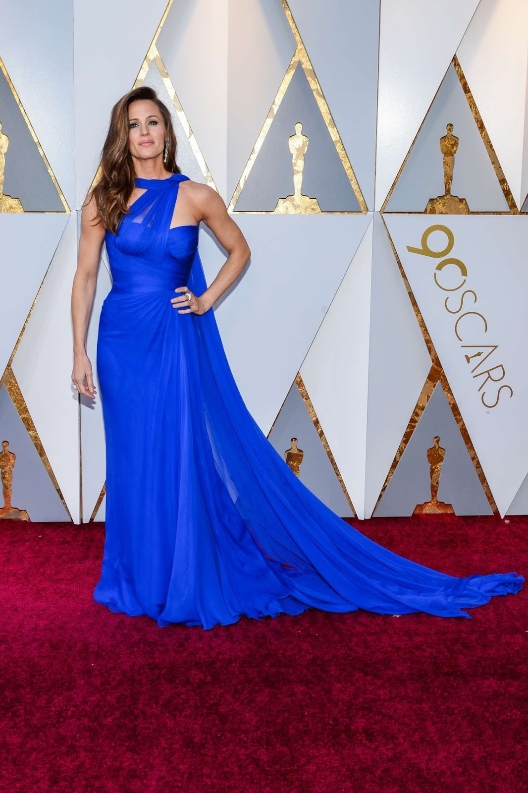 Jennifer Garner – 2018 Academy Awards in Los Angeles