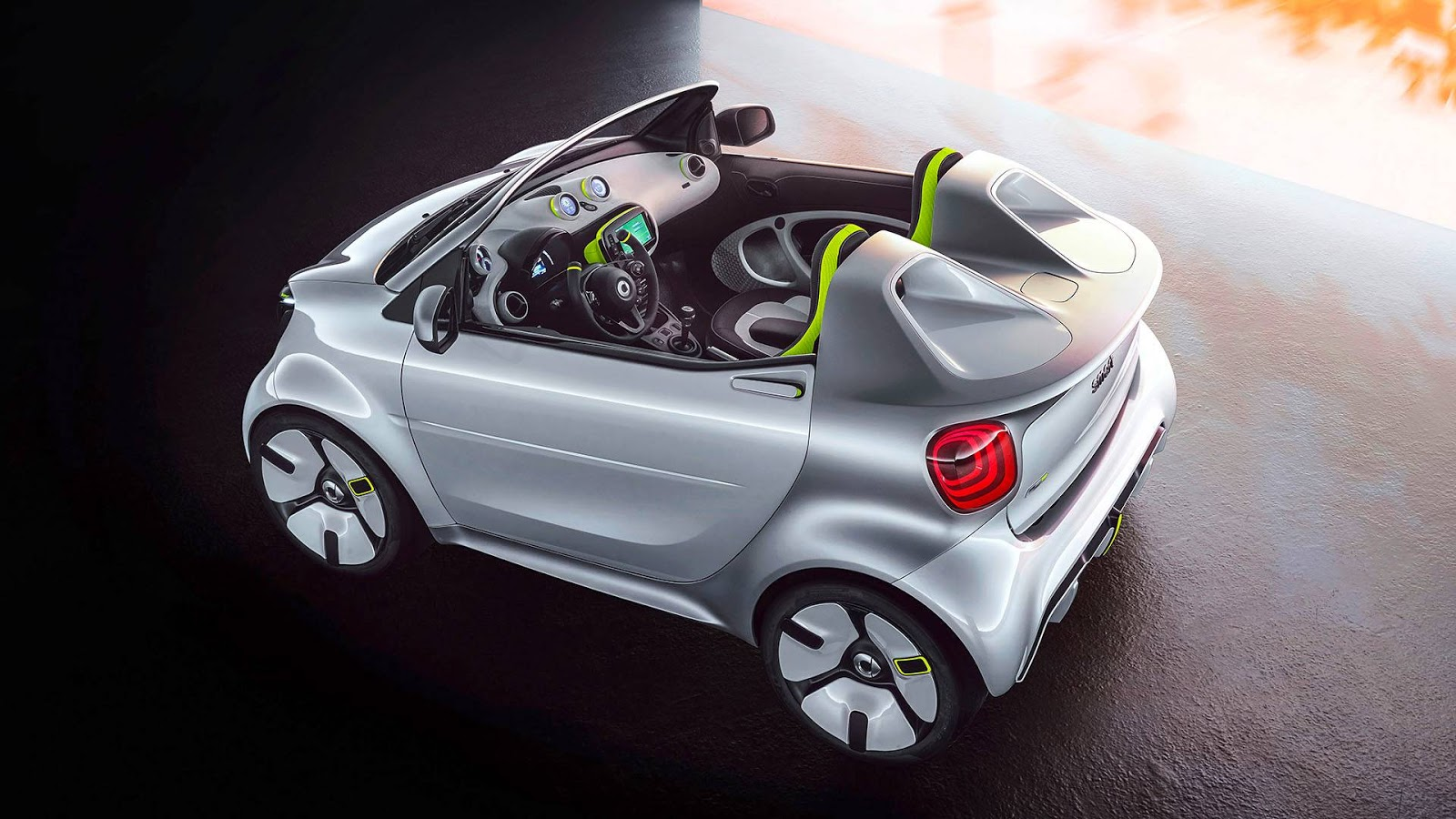 Motor 1 Has An Article On It Indicates Is A Concept Car They Have Some Great Photos More Like Drawings Conceptual Art Of