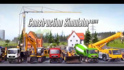 Download Construction Simulator 2014 v1.12 Mod Apk Free