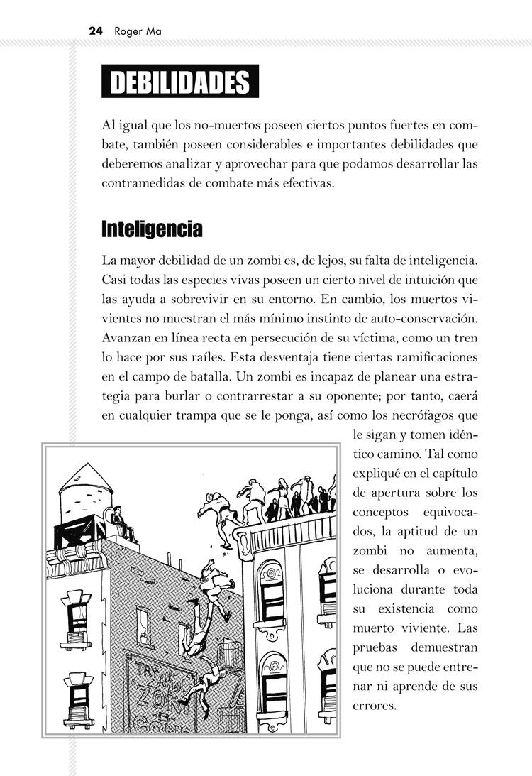 Debilidades. inteligencia