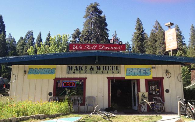 Wake and Wheel shop