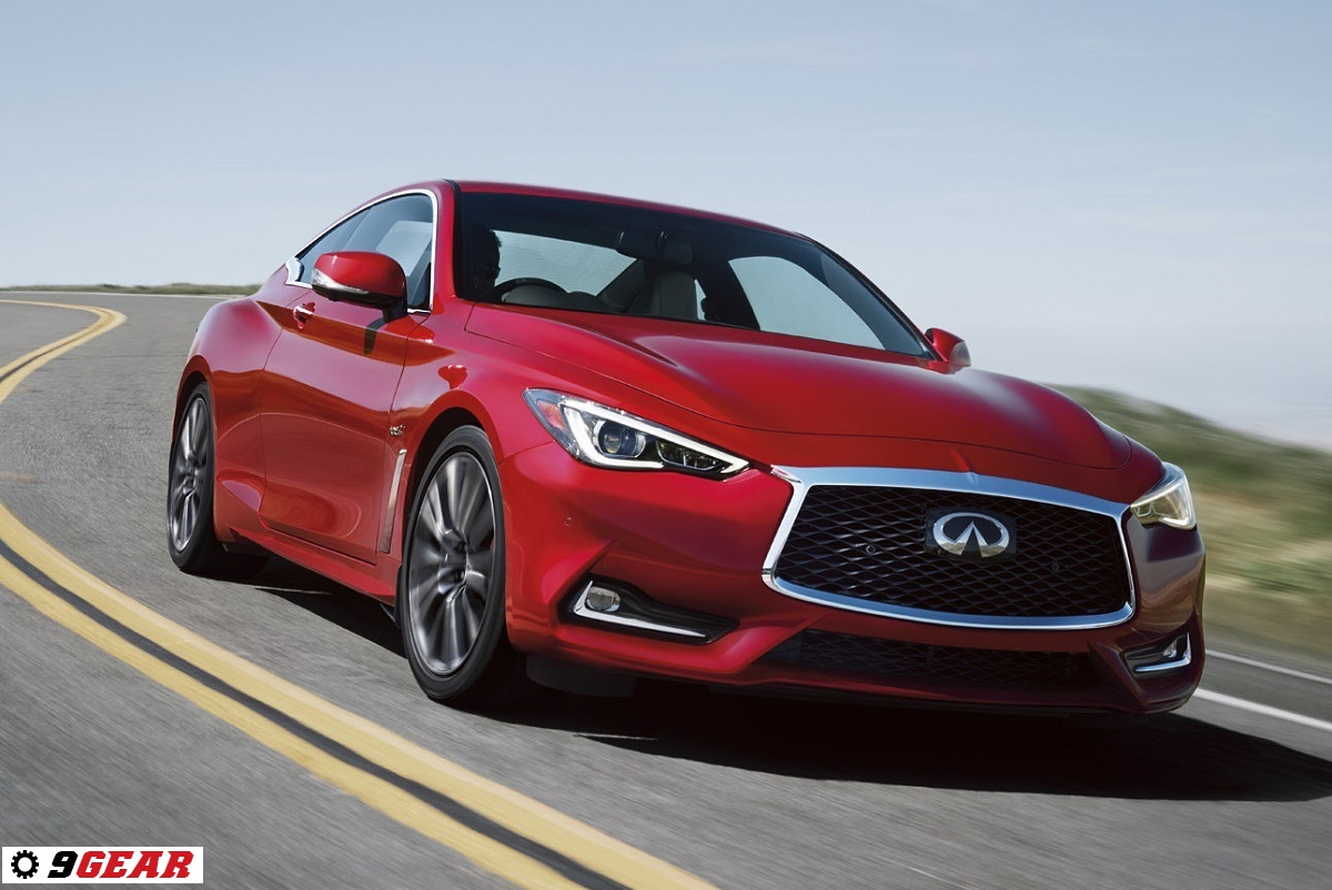 Infiniti 2020 Infiniti Q60 Features Trim Levels And Available