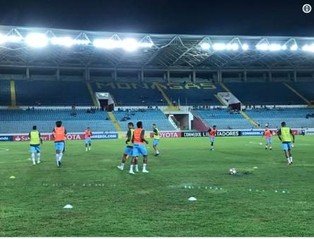 Monagas x Grêmio ao vivo