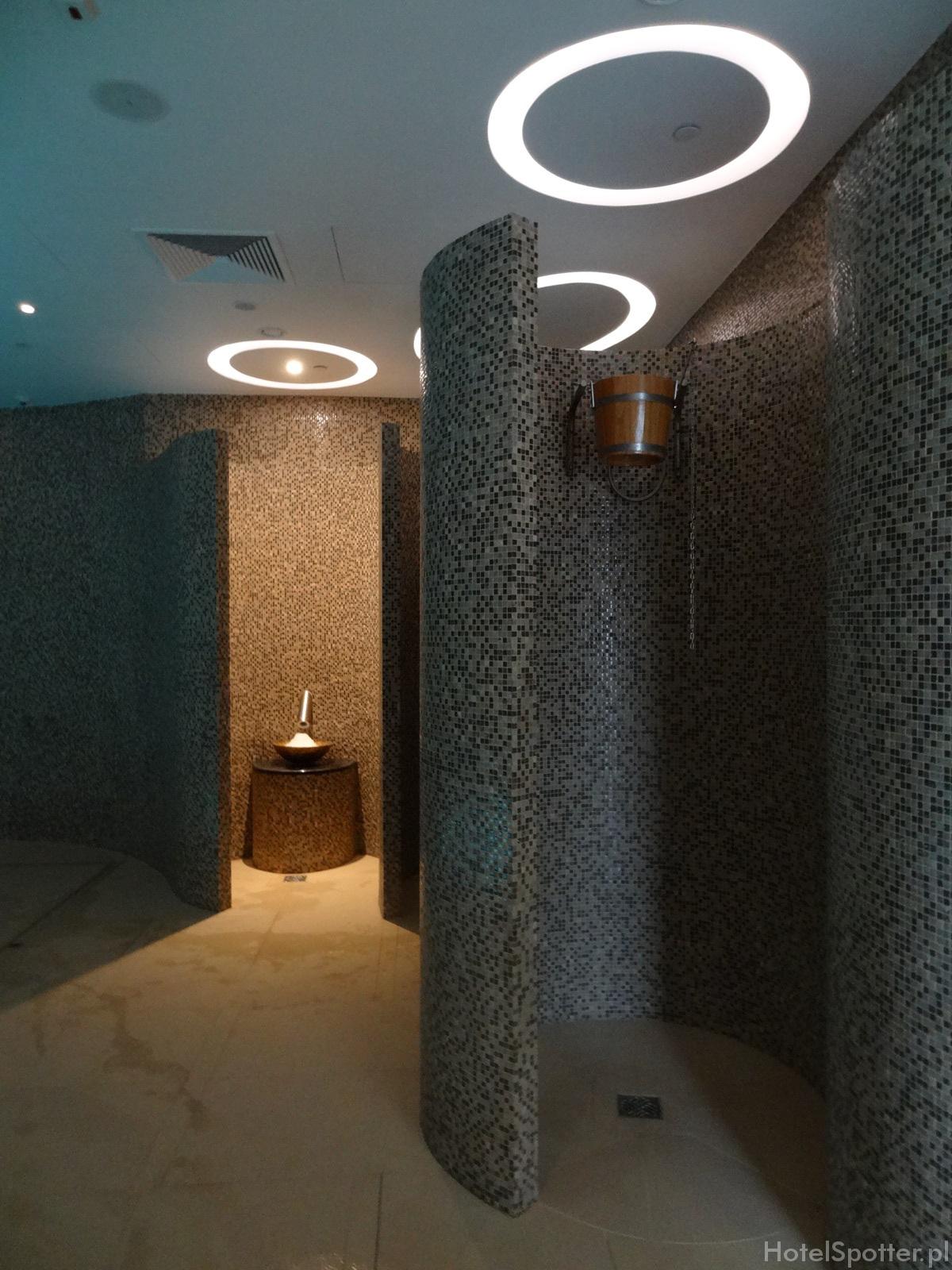 DoubleTree by Hilton Warsaw - strefa welness