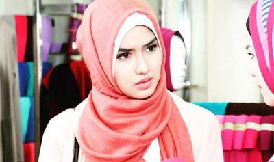 Biodata Ochi Rosdiana Pemeran Zahra Sinteron Hijab I LoVe You SCTV