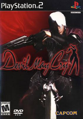 Devil May Cry 2001 PS2 NTSC English