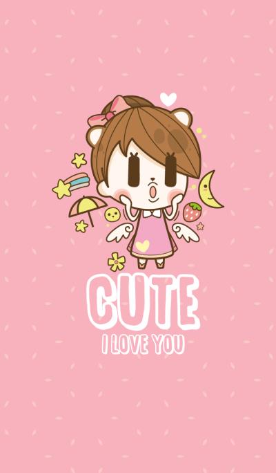 Cute I Love You