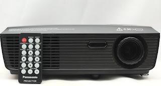 harga Jual Proyektor Bekas Panasonic PT-LS26