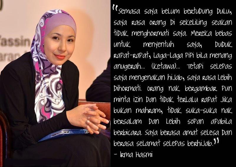 ww: irma hasmie