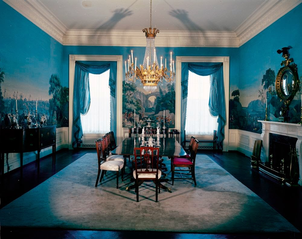 View Of President John F Kennedy S Rooms White House In