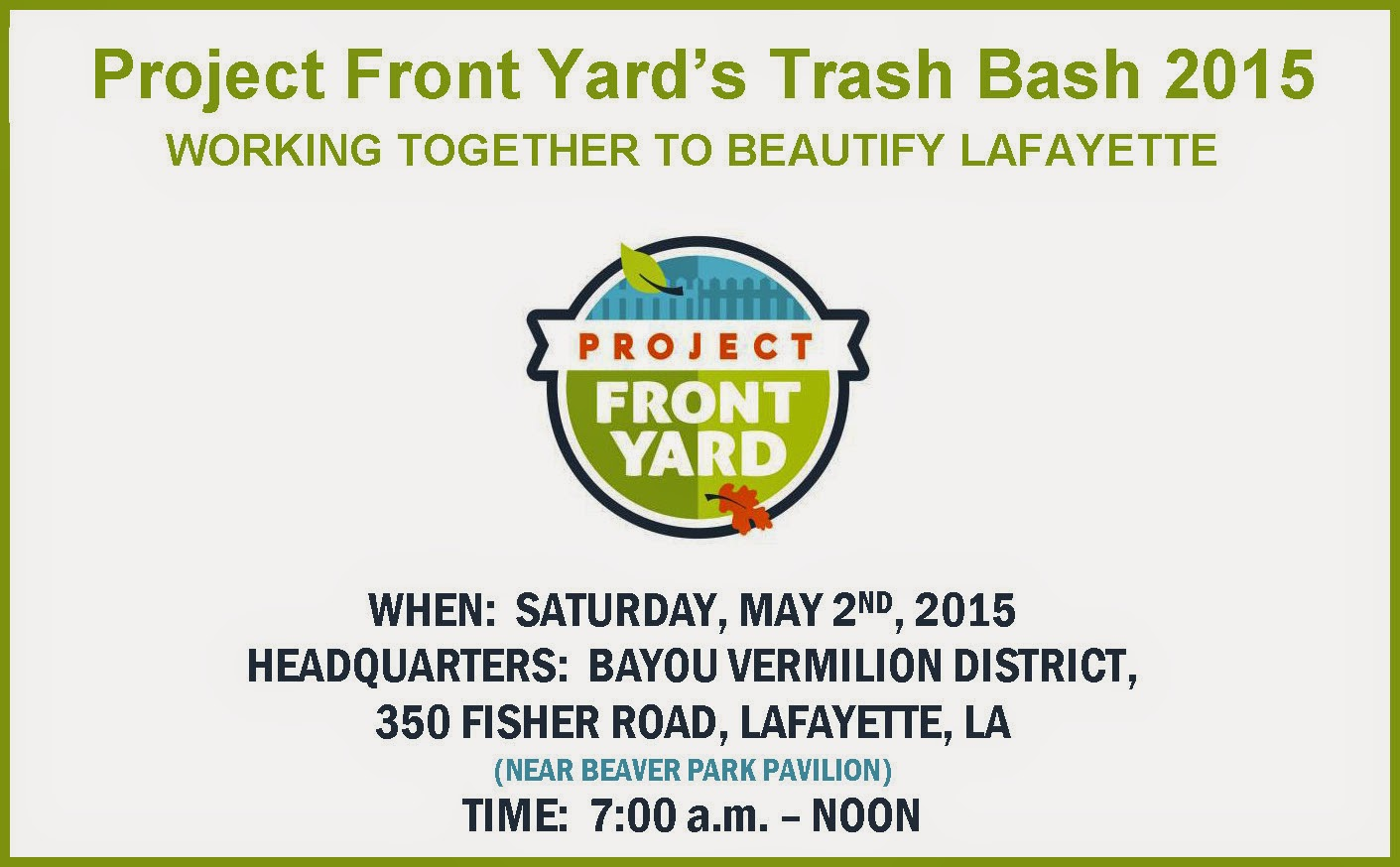 https://www.eventbrite.com/e/project-front-yards-trash-bash-2015-tickets-16003504914