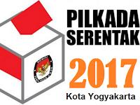 Nomor Urut Calon Walikota pada Pilkada Kota Yogyakarta 2017 Telah Ditetapkan