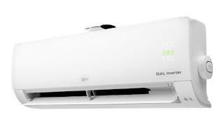 AC LG DUALCOOL With Watt Control AC terbaik yang #hematberlipat