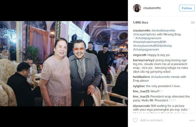 Claudine Barretto Shares A Touching Handwritten Message for Mommy Inday's 80th Birthday. READ IT HERE!