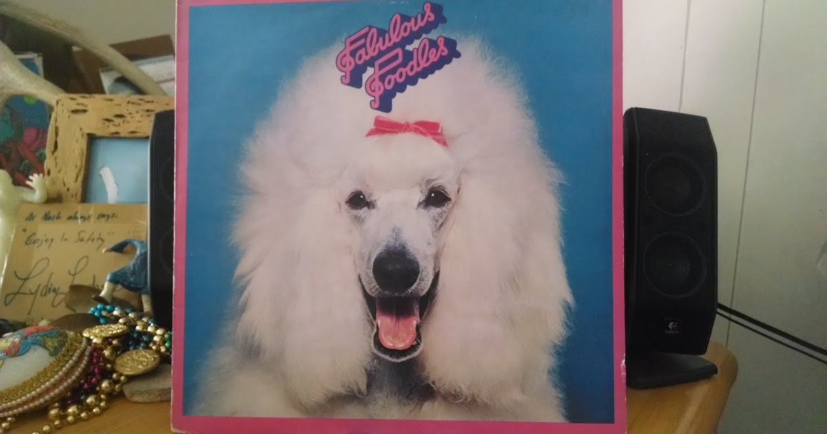 Fabulous Poodles Think Pink