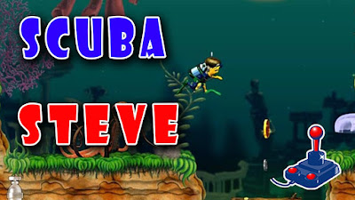 Scuba Steve : Free Download PC Game