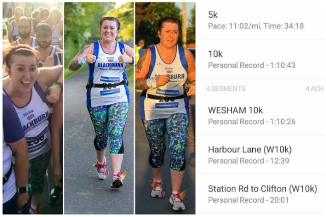 The May Run Down - Finally Getting A 10k Personal Best - Wesham Summer 10k with personal best times