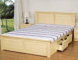 Giường ngủ gỗ đẹp nhập khẩu