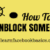 How to Unblock Someone on Facebook | Unblocking People on FB App and Browsers