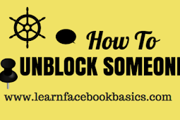 How to Unblock Someone on Facebook | Unblocking People on FB App & Browsers