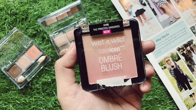 review blush on murah Wet n Wild Color Icon Ombre Blush