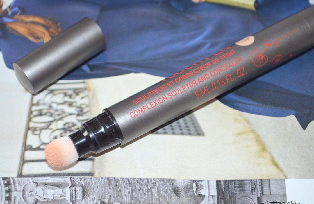 erborian - marque francaise - correcteur de teint - sculpteur de teint - correcteur - stylo correcteur