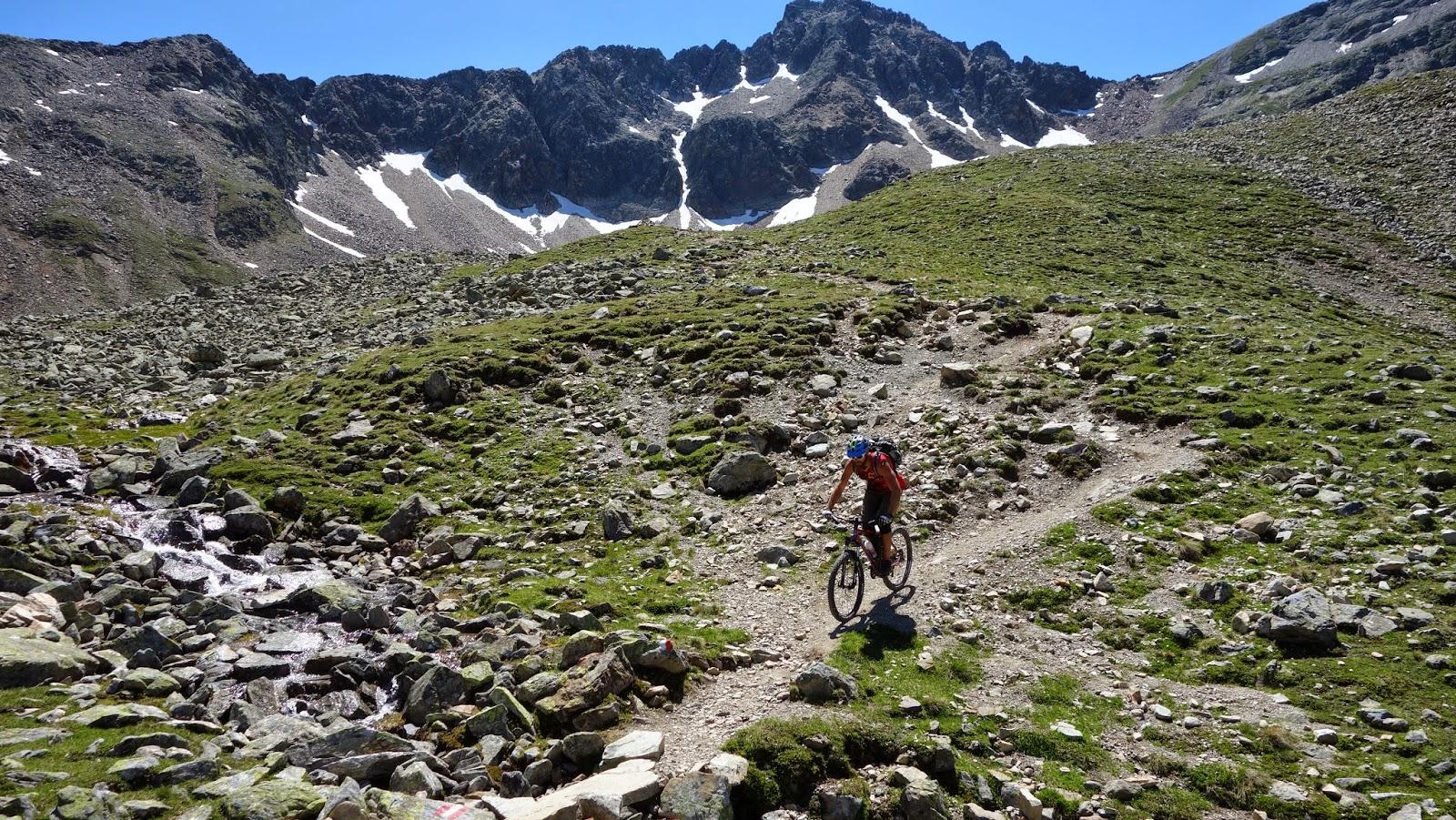 Mountainbike Verleih Ötztal