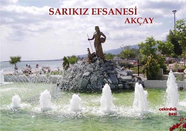 SARIKIZ EFSANESİ