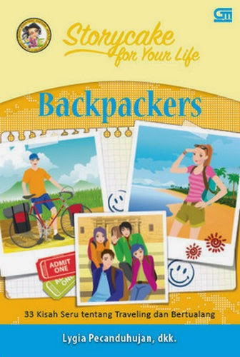 Resensi buku Storycake for Your Life: Backpaker