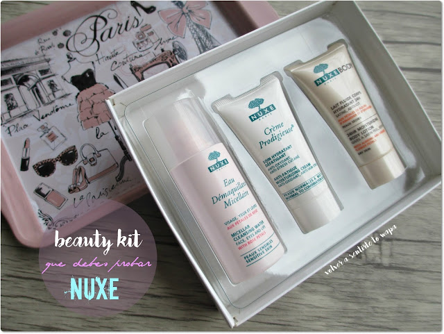 Beauty Kit de NUXE