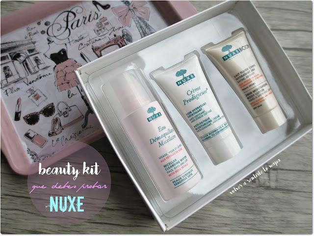 Beauty Kit de NUXE