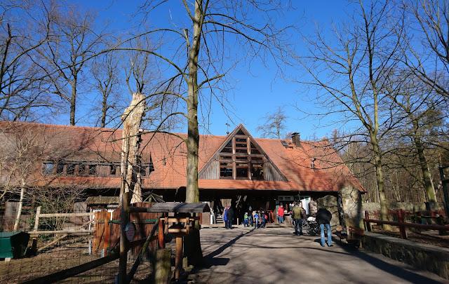 Wildgehege-Moritzburg