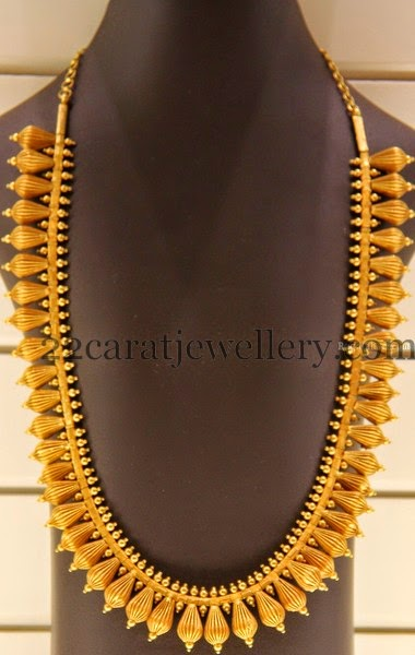 Large Gold Mala By Kirtilal Jewellers Jewellery Designs