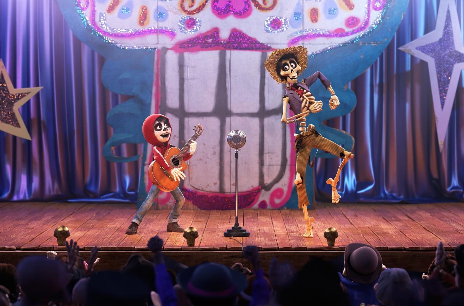 Coco dance