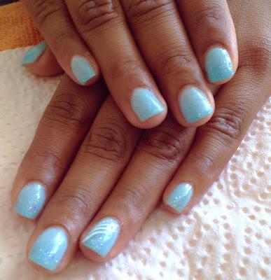 Arreglo de uñas para novias