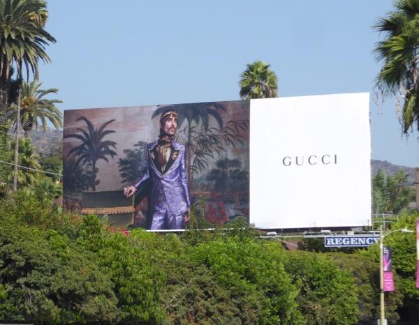 Gucci Roman Rhapsody Matteo Zoppis billboard